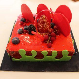 ΠΑΣΤΑ CHEESE CAKE